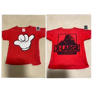 エクストララージ(XLARGE)の専用 XLARGE キッズ Tシャツ 子ども 男の子 110(Tシャツ/カットソー)