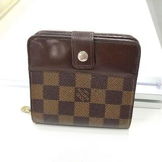 LOUIS VUITTON - 【LOUIS VUITTON(ヴィトン)】折りたたみ財布