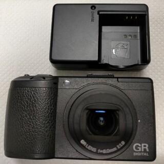 RICOH - RICOH GR DIGITAL III DIGITAL3 デジタルカメラ