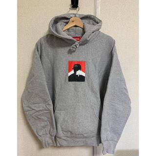 Supreme - supreme portrait hoodie M GLAY