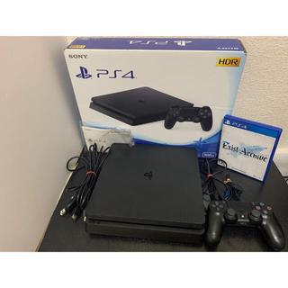 PlayStation4 - 【値下げ中】PlayStation4 CUH-2200AB01 500GB