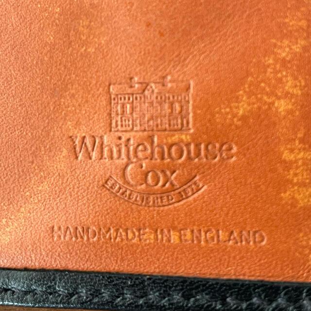 WHITEHOUSE COX(ホワイトハウスコックス)のホワイトハウスコックス【Whitehouse Cox】 メンズのファッション小物(長財布)の商品写真