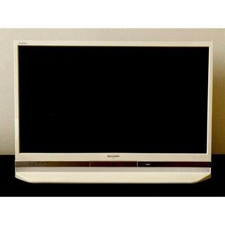 アクオス(AQUOS)の【Blu-rayレコーダー&録画機能付き】SHARPのAQUOS /32型(テレビ)