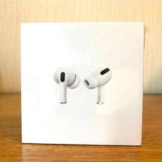 Apple - 新品 AirPods Pro エアーポッズプロ MWP22j/A国内正規品