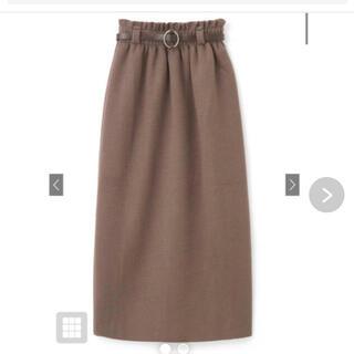 GRL - グレイルニットタイトロングスカート