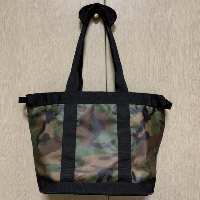 THE NORTH FACE(ザノースフェイス)の【希少】THE NORTH FACE ノースフェイス カモフラ トートバッグ メンズのバッグ(トートバッグ)の商品写真