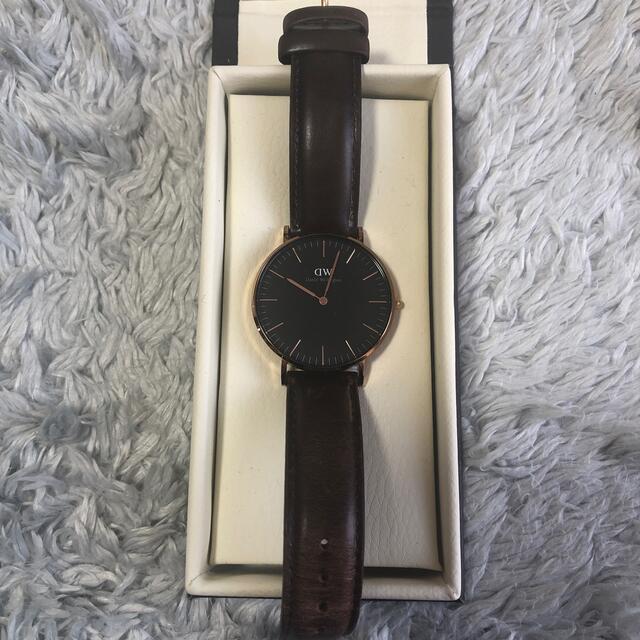 Daniel Wellington(ダニエルウェリントン)のdanielwellington 36mm 時計 レディースのファッション小物(腕時計)の商品写真