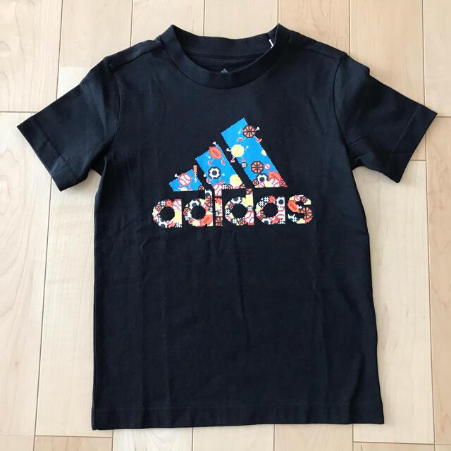 adidas(アディダス)のadidas 130cm 野球 サッカー テニス バスケ ラグビー キッズ/ベビー/マタニティのキッズ服男の子用(90cm~)(Tシャツ/カットソー)の商品写真