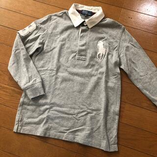 POLO RALPH LAUREN - ポロラルフローレン 長袖ポロシャツ 120 ビックポニー