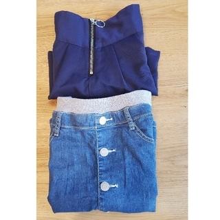 エムピーエス(MPS)のMPSスカート   130・140     2枚セット(スカート)