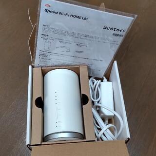 ファーウェイ(HUAWEI)のWiMAX Wi-Fi HOME L01(PC周辺機器)