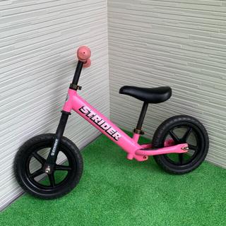 STRIDA - ストライダ ストライダー ピンク キックバイク 子供 自転車