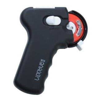 送料無料 電動針結び器 自動 釣り針結び器 高精度 便利 電池式 Z119(釣り糸/ライン)