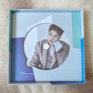 ASTRO アストロ DREAM PART.02 CD チャウヌ(K-POP/アジア)