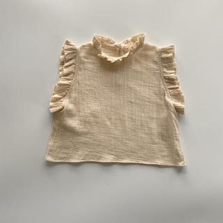 Caramel baby&child  - soor ploom テルマ トップス