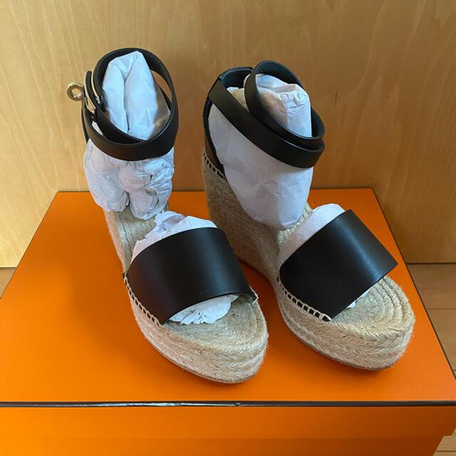 Hermes(エルメス)のエルメサンダル ティポリ レディースの靴/シューズ(サンダル)の商品写真
