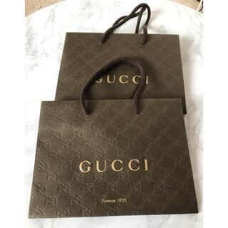 Gucci - GUCCIショップ袋