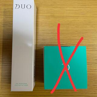 デュオ ザ 薬用バイタルバリアウォッシュ 110g(洗顔料)