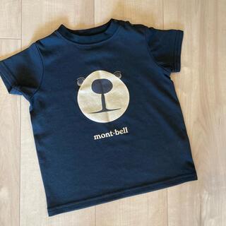 mont bell - モンベル 半袖 Tシャツ 80センチ