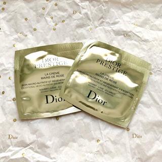 クリスチャンディオール(Christian Dior)の【新製品】ディオール★プレステージ★ハンドクリーム(ハンドクリーム)