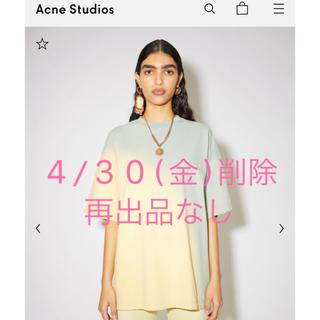 ACNE - 21SS Acne Studios アクネストゥディオズ Tシャツ