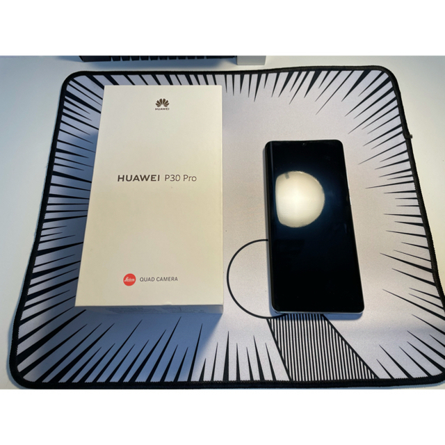 HUAWEI(ファーウェイ)のP30pro L29 256gb GMS対応 スマホ/家電/カメラのスマートフォン/携帯電話(スマートフォン本体)の商品写真