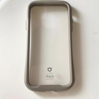 ハイミー(HIMMY)のクリアiFace  iPhone11 ベージュ(iPhoneケース)