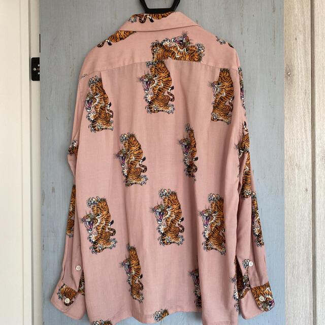 WACKO MARIA(ワコマリア)のWACKOMARIA.アロハシャツ.DELTA9KIDさん着用.虎柄 メンズのトップス(シャツ)の商品写真