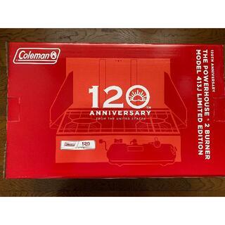 Coleman - コールマン 120th アニバーサリー バーナー ツーバーナー ストーブ