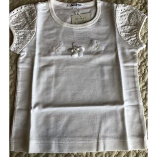 familiar - 新品 ファミリアTシャツ100