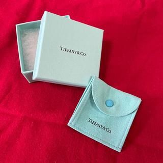 Tiffany & Co. - 【Tiffany】箱・アクセサリー袋