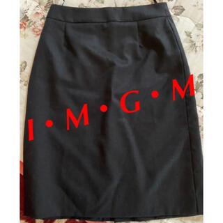 I・M・G・Mタイトスカート 9号 事務服 制服