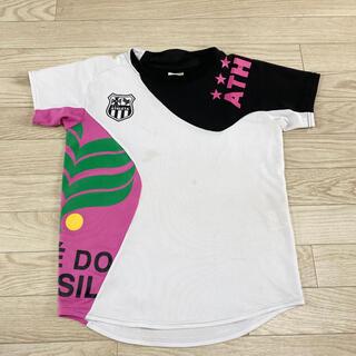 アスレタ(ATHLETA)のathleta アスレタ 半袖 プラシャツ サッカー 150(Tシャツ/カットソー)