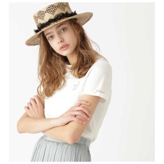 ジルスチュアート(JILLSTUART)のJILLSTUART (ジルスチュアート)  デコTシャツ(Tシャツ(半袖/袖なし))
