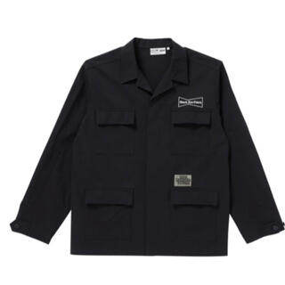 M blackeyepatch Wasted Youth BDU JACKET