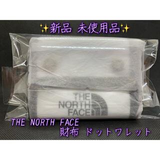 ザノースフェイス(THE NORTH FACE)のTHE NORTH FACE  財布 ドットワレット (折り財布)