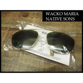 WACKO MARIA - 新品 ワコマリア × ネイティブサンズ WM-EW03 コラボ クリップオン