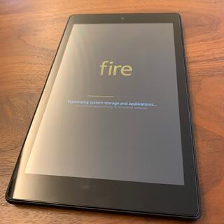 ANDROID - Fire HD 8 タブレット 16gb