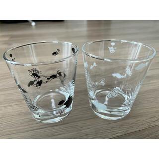 unico - ウニコ unico グラス コップ 白 黒 食器 カップ