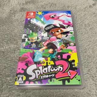 Nintendo Switch - 【中古】スプラトゥーン2