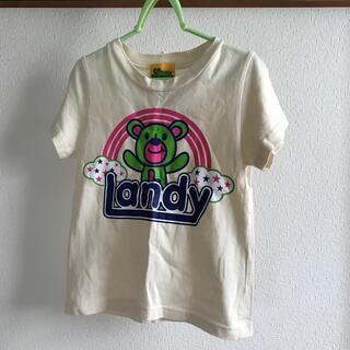 ランドリー(LAUNDRY)のランドリー 半袖プリントTシャツ 110cm(Tシャツ/カットソー)