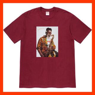 シュプリーム(Supreme)の【S】Supreme 20aw Pharoah Sanders Tee(Tシャツ/カットソー(半袖/袖なし))