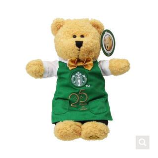 Starbucks Coffee - スターバックス スタバ 日本上陸25周年記念 日本限定オリジナルのベアリスタ