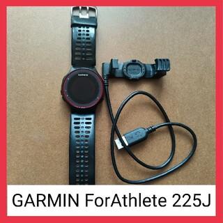 GARMIN - GARMIN ForeAthlete 225J ランニングウォッチ