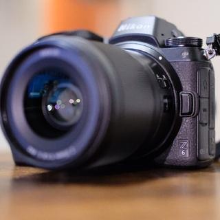 Nikon - Nikon Z6 + Z35mm F1.8S おまけ品