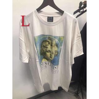 レディメイド(LADY MADE)のセントマイケル saint michael t-shirt 003  サイズL(Tシャツ/カットソー(半袖/袖なし))
