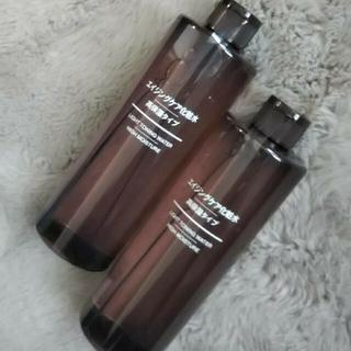 MUJI (無印良品) - ◆新品未開封◆ 無印良品エイジングケア化粧水高保湿タイプ/400ml/2本セット