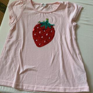 anyFAM - anyFAM スパンコール Tシャツ