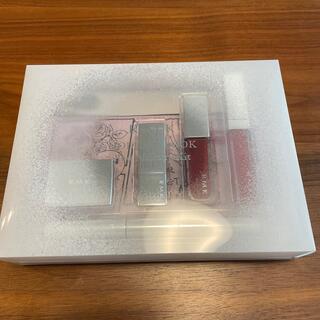 アールエムケー(RMK)のRMK ホリデールック レッドメイクアップキット2020(コフレ/メイクアップセット)