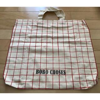ボボチョース(bobo chose)の新品未使用 bobochoses エコバッグ(トートバッグ)
